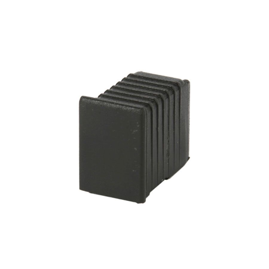 rectangular castor supporting plug