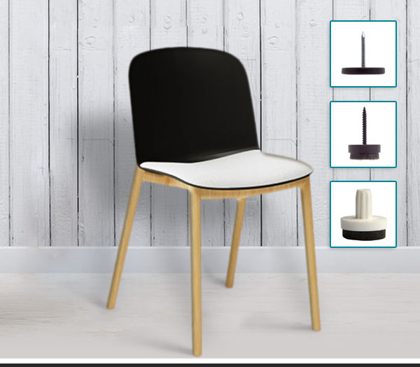 ComponentsFor Wooden Chairs
